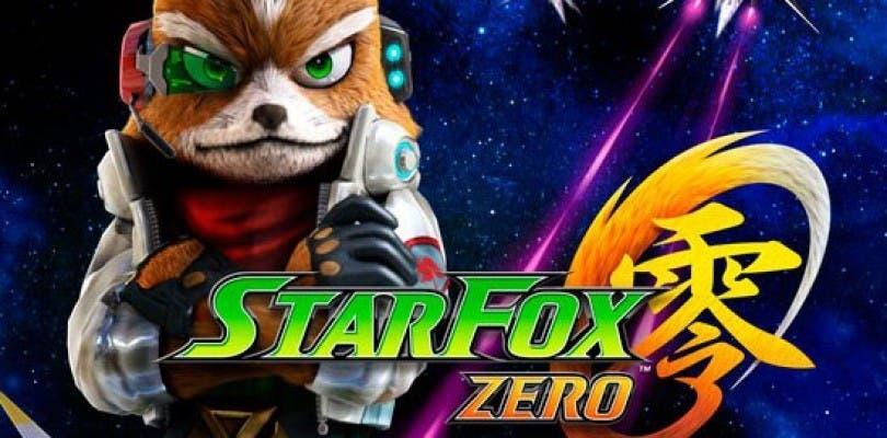 Nuevo gameplay de Star Fox Zero