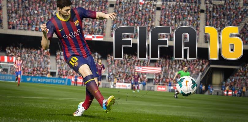 Desvelada la carátula española de FIFA 16