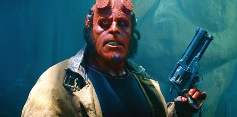 Ron Perlman y Guillermo del Toro ya no hablan sobre Hellboy 3