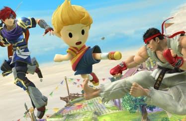 Ya están disponibles Lucas, Ryu y Roy para Super Smash Bros.