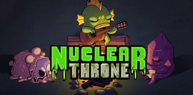 Nuclear Throne ya está a la venta en PlayStation 4 y PlayStation Vita