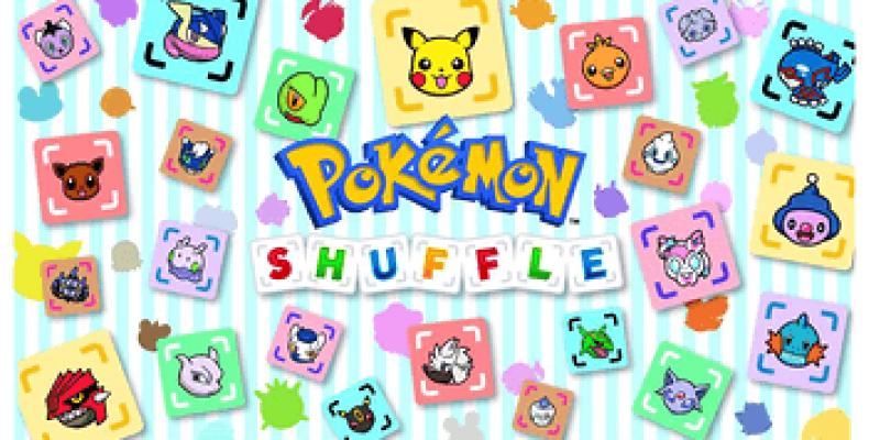 Detalles de la actualización semanal en Pokémon Shuffle