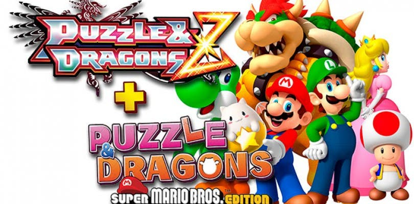 GAME nos regala un DLC gratuito de Puzzle & Dragons Z
