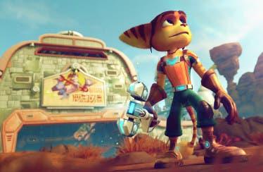 Ratchet & Clank ya tiene fecha de salida en PlayStation 4