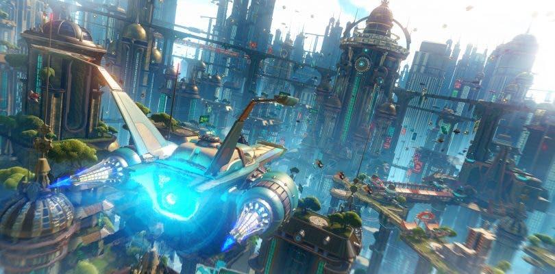 Nuevo gameplay de Ratchet & Clank