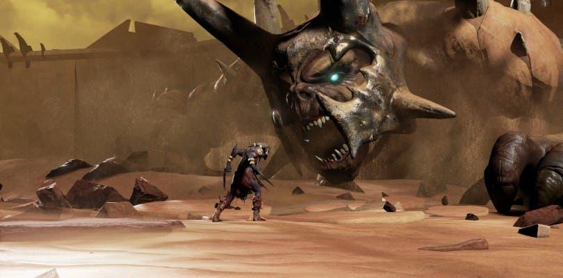 Shadow of the Beast incluye el juego original de Amiga