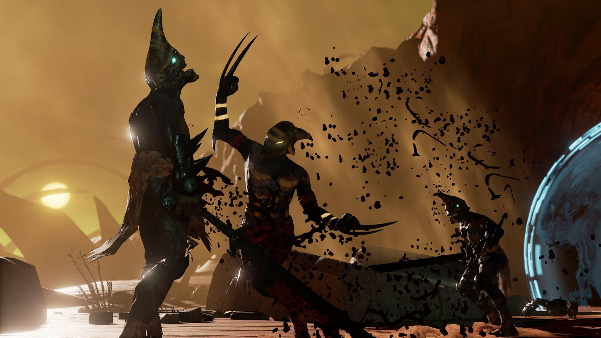 Imagen de Se retrasa Shadow of the Beast