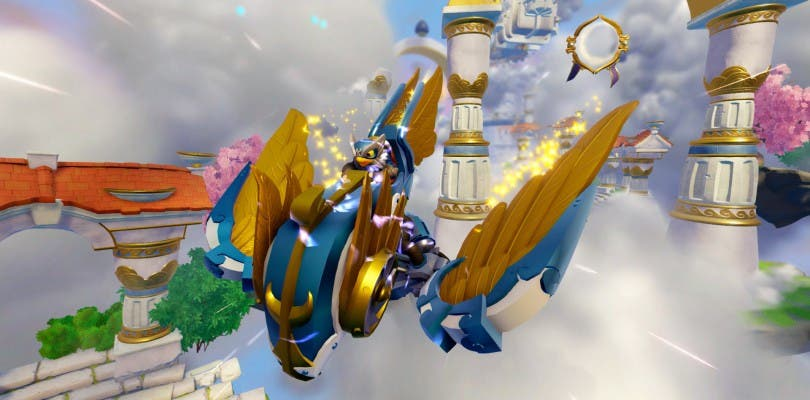 Se muestra un nuevo gameplay de Skylanders SuperChargers