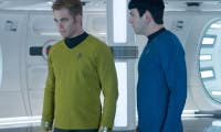 Simon Pegg no está contento con el tráiler de Star Trek: Más Allá