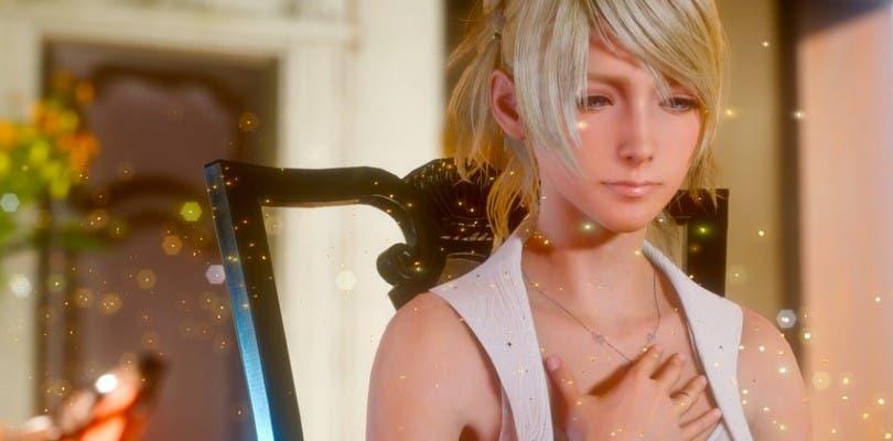 Final Fantasy XV se muestra en la GamesCom con un espectacular tráiler