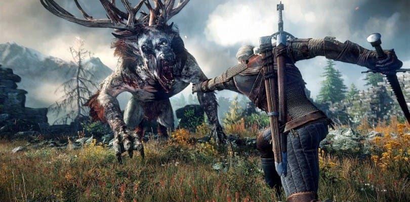 El parche 1.07 de The Witcher 3 ya está disponible