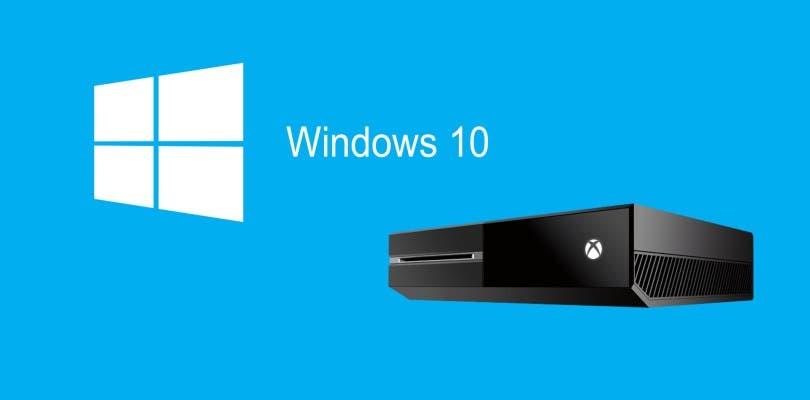 Así luce Xbox One con Windows 10