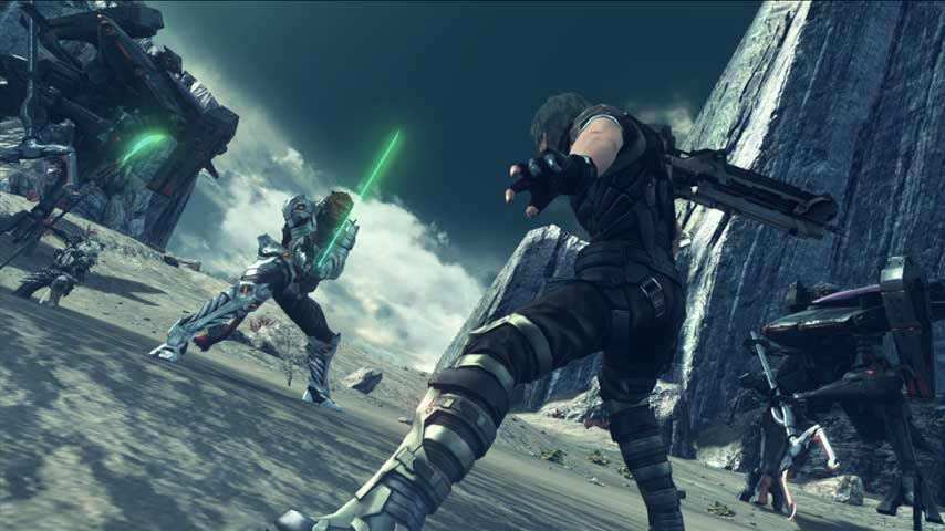 xenoblade Chronicles X E3-10