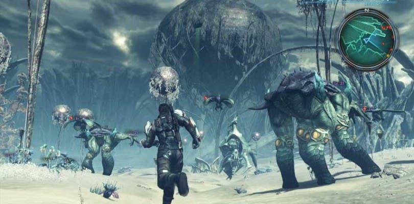 Xenoblade Chronicles X se deja ver en la Gamescom
