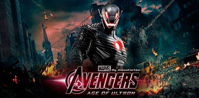 Revelados los diseños previos de Ultrón, de Los Vengadores 2