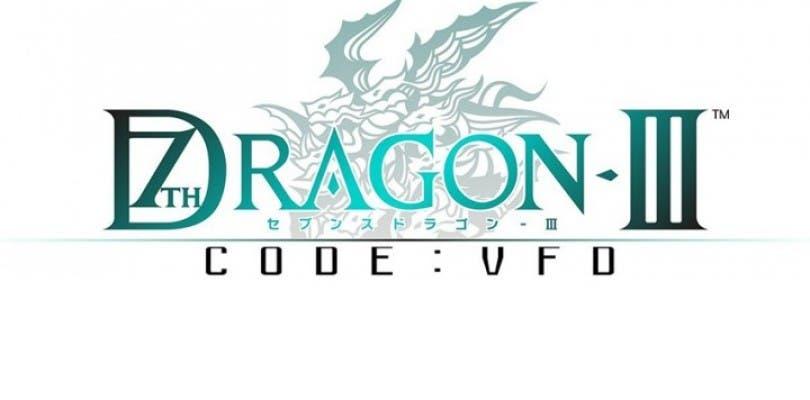 Primer tráiler gameplay de 7th Dragon III Code: VFO