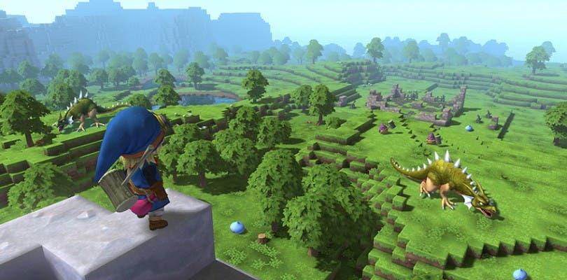 Fecha de lanzamiento japonesa para Dragon Quest Builders