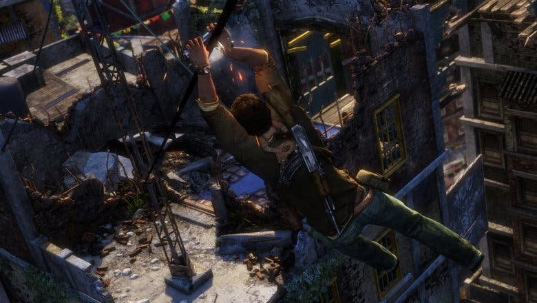 1436989161 uncharted 2 undc warzone demo drake rope slide