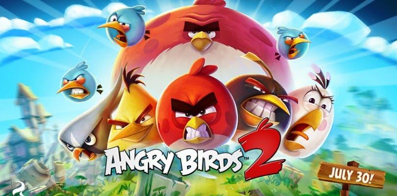 Angry Birds 2 llegará este mismo verano