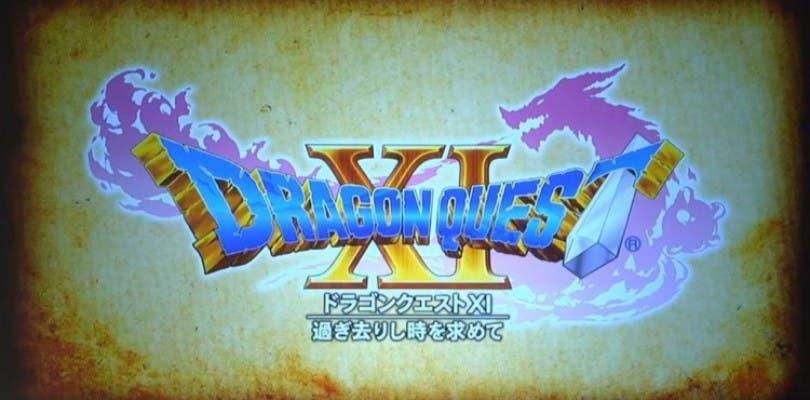 La versión de 3DS de Dragon Quest XI no permite juego simultáneo en 3D y 2D