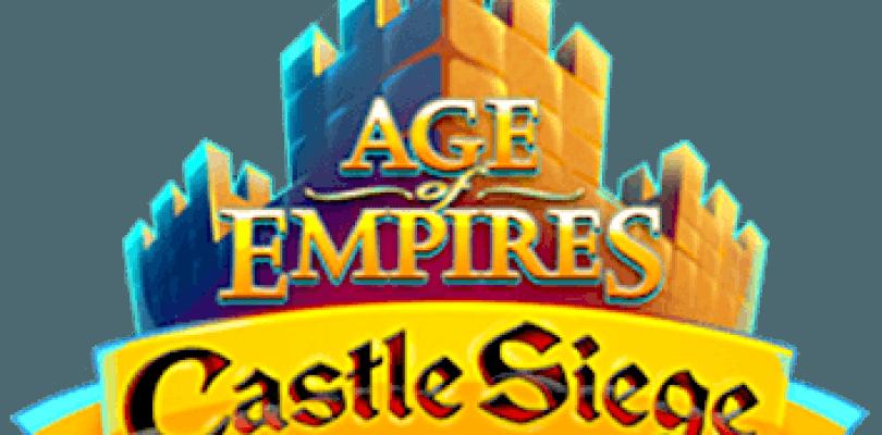 Age of Empires: Castle Siege saldrá en Windows 10