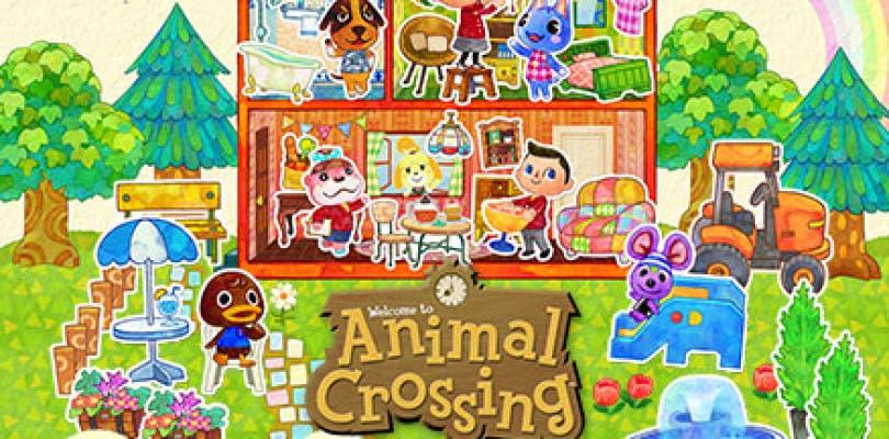 Se confirman los packs de Animal Crossing: Happy Home Designer
