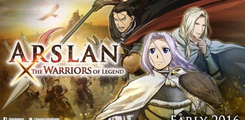Arslan: The Warriors of Legend llegará a PlayStation 4 y Xbox One en Europa