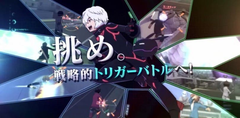 Nuevo tráiler de World Trigger: Borderless Mission