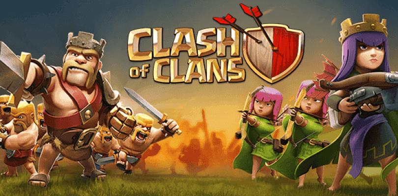 Tencent compra SuperCell, creadores de Clash of Clans