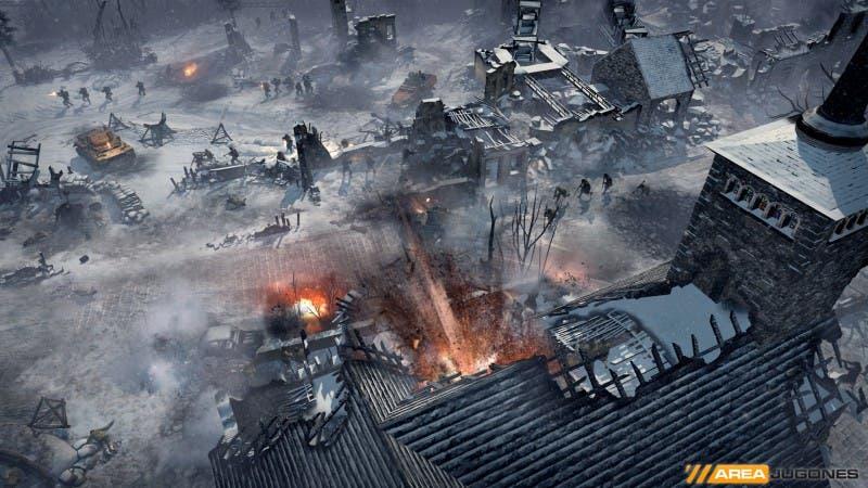 Company of Heroes 2 screenshot AJ 22