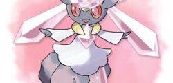 Consigue a Diancie este fin de semana en Pokémon Rubi Omega y Zafiro Alfa