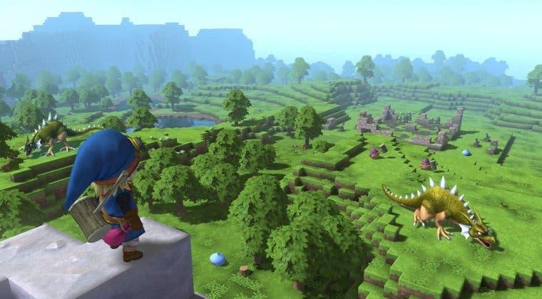 Imagen de Nuevos detalles de Dragon Quest Builders