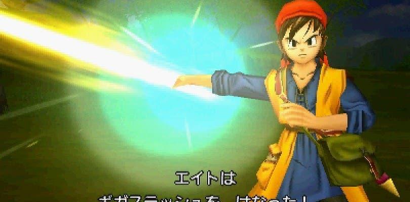Dragon Quest VIII muestra el potencial de Nintendo 3DS en estas capturas