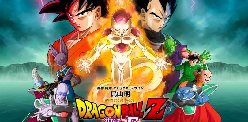 Anunciada la fecha de Dragon Ball Z: Resurrection F