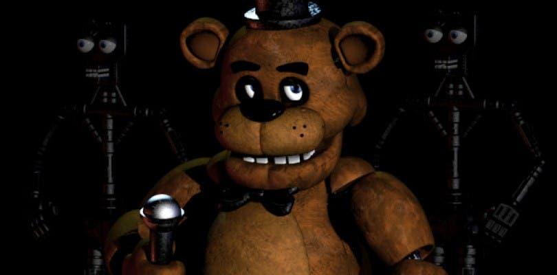 Se anuncia el spin-off Five Nights at Freddy's World