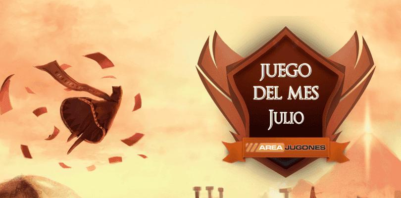 Journey – Mejor juego del mes de julio