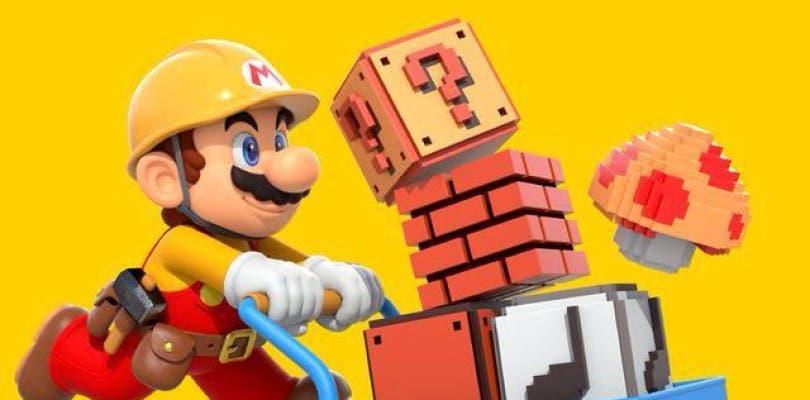 Nuevo tráiler de Super Mario Maker