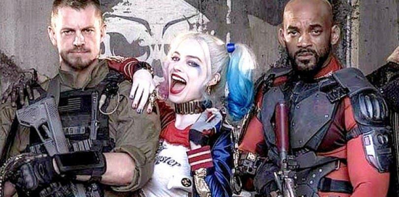 Filtrado el teaser tráiler de Suicide Squad