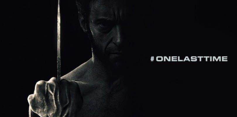 Hugh Jackman muestra el primer poster de la próxima película de Lobezno