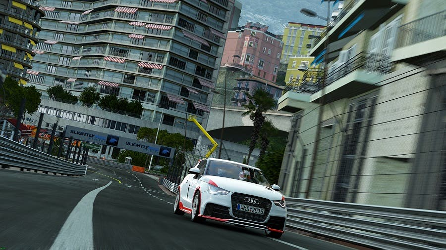 Project CARS - Audi A1 Quattro