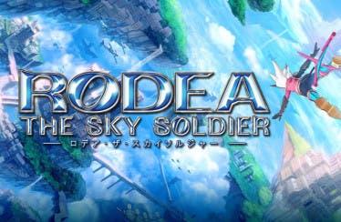 Se muestra la versión de Wii de Rodea The Sky Soldier