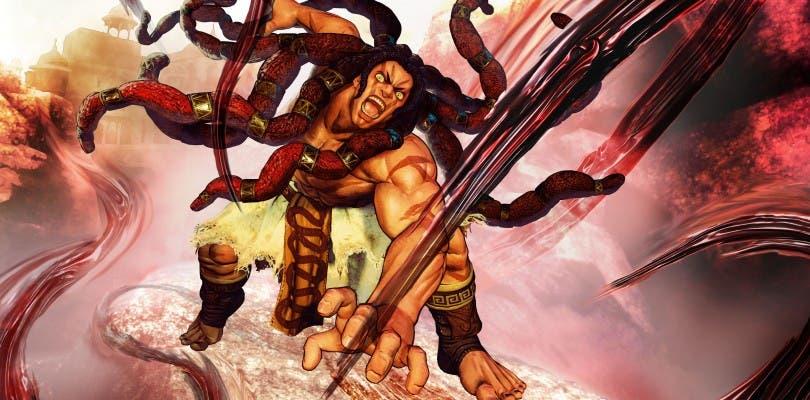Un nuevo gameplay de Street Fighter V nos deja ver a Necalli