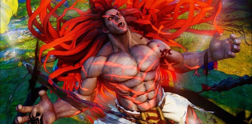 El salvaje Necalli se une al plantel de Street Fighter V
