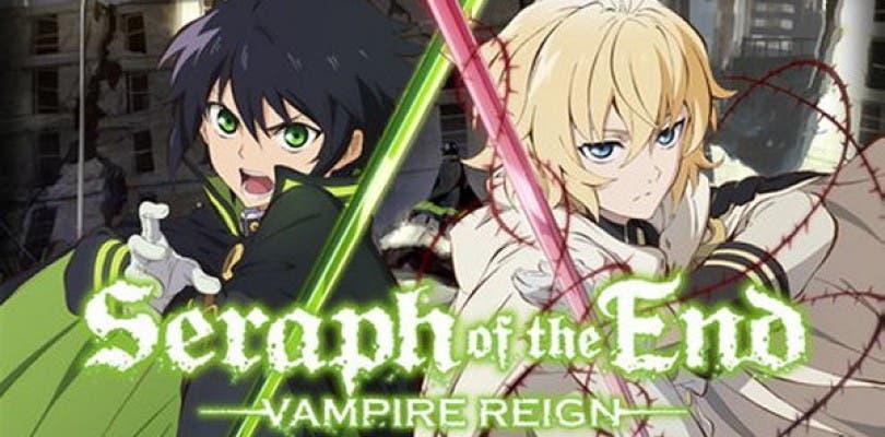 El manga/anime Seraph of the End tendrá un videojuego para PlayStation Vita