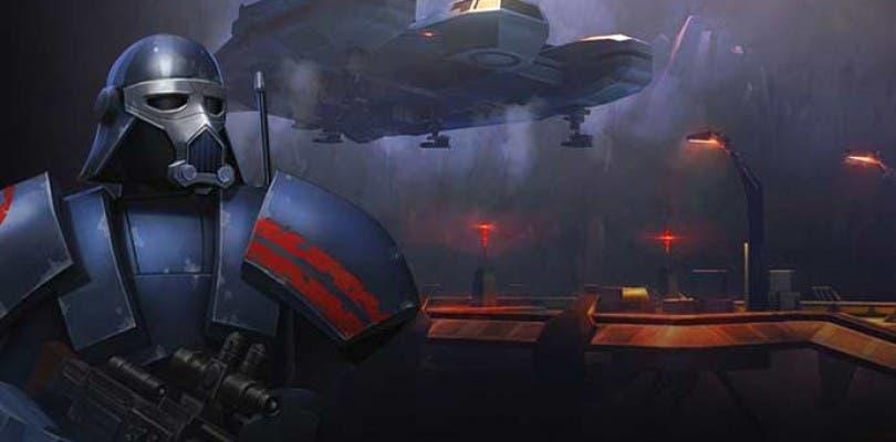 Star Wars Uprising llegará este año a dispositivos móviles