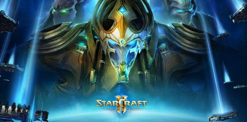 Si precompras Starcraft II: Legacy of the Void, podrás jugarlo ya