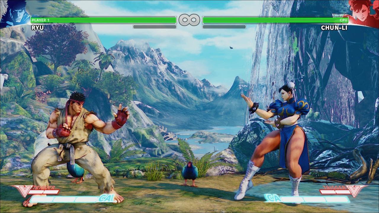 Nuevos Detalles De La Beta De Street Fighter V Para Playstation 4