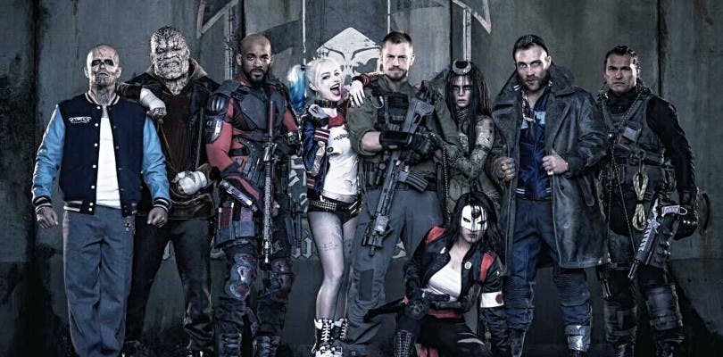 Nueva imagen desde el set de Suicide Squad