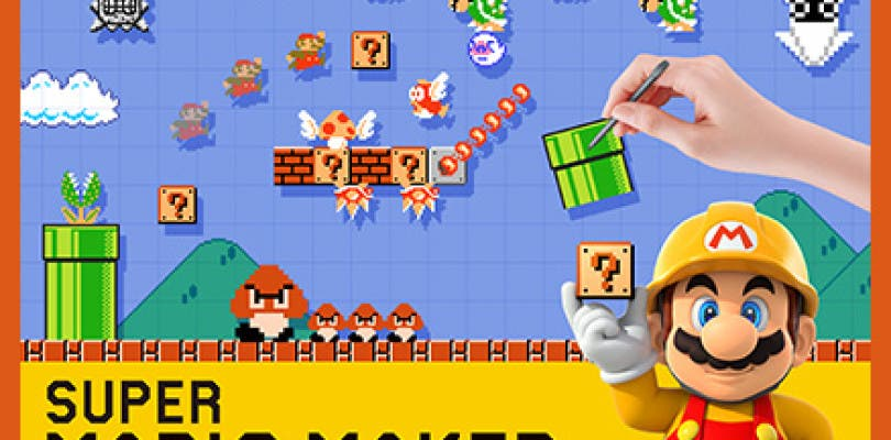 Super Mario Maker se deja ver en un nuevo e interesante tráiler