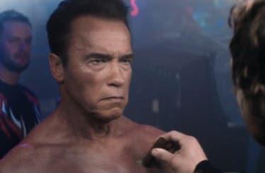 Nuevo tráiler de WWE 2K16 con Arnold Schwarzenegger